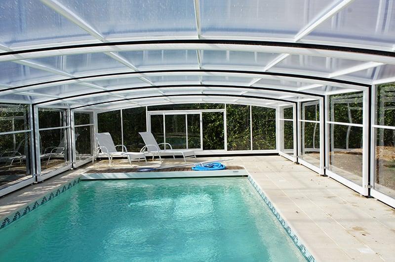 abri de piscines haut